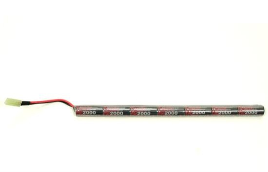 Cumpara replica airsoft Acumulator Mini-Type 8.4V - 2000 MAH (EP)